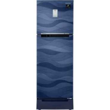 Samsung RT28T3C23UV 244 L 3 Star Inverter Frost Free Double Door Refrigerator