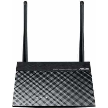 Asus RT-N12 Plus 3-in-1 Router - Black
