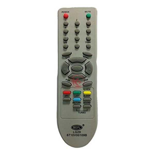 MEPL Compatible LG Tv 6710V00109B Remote Control