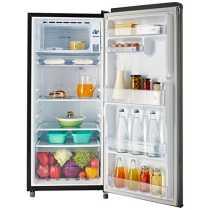 Whirlpool 215 IMPWCOOL PRM 3S 200L Single Door Refrigerator (Titanium)