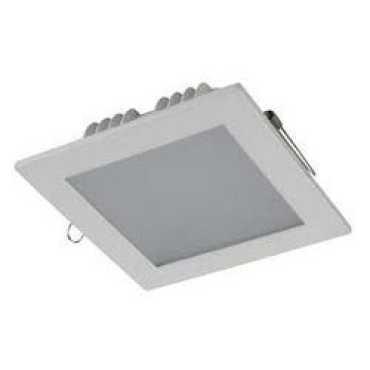 Moss 12W Square PaneL LED Light (White) - White