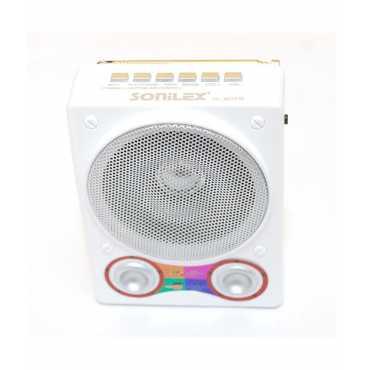 Sonilex SL-403 Portable FM Radio