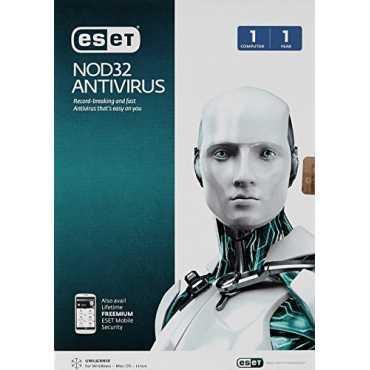 Eset Nod32 Antivirus Version8 1 PC 1 Year