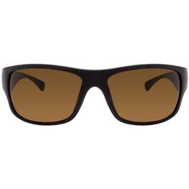 UV Protection Wayfarer Unisex Sunglasses P192BR2 Brown