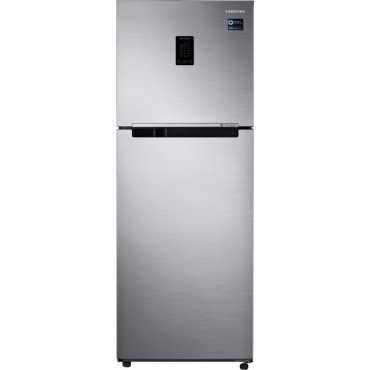 Samsung RT34M5538S9/HL 321 L 3 Star Inverter Frost Free Double Door Refrigerator (Inox) - Inox