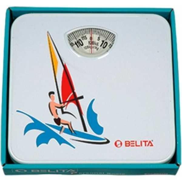 Belita BPS-1102  Analog Weighing Scale - White