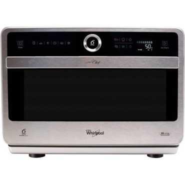 Whirlpool Jet Crisp 33L Microwave Oven - Black