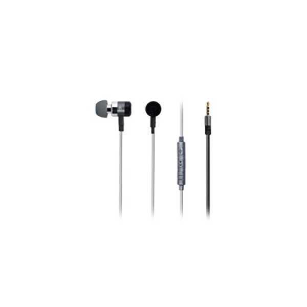 Accede HF002 Stereo Metal Headset - Black
