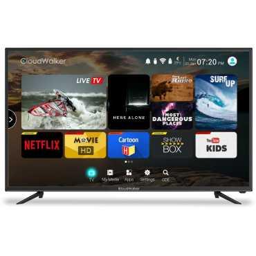 Cloudwalker Cloud TV 43SF 43 Inch Full HD Smart LED TV