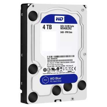 WD Blue 40EZRZ 4TB Internal Hard Drive