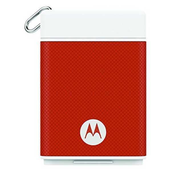 Motorola P1500 1500mAh Power Bank - Black | White | Yellow | Violet