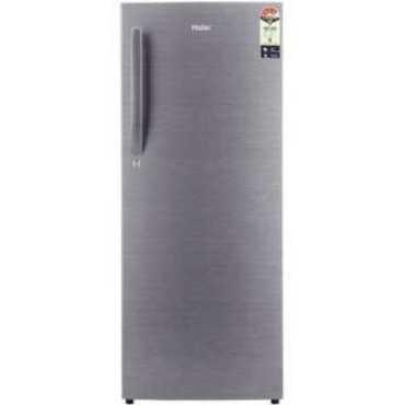 Haier HRD-2204BS-R 220 L 4 Star Direct Cool Single Door Refrigerator