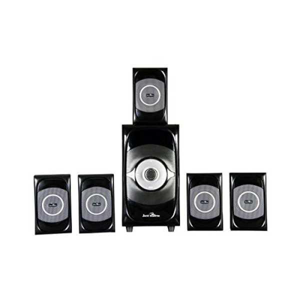 Jack Martin 1600 5.1 Multimedia Speaker