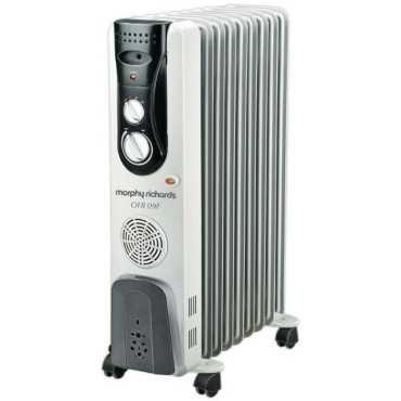 Morphy Richards OFR9F 9 Fin 2900W Oil Filled Radiator Room Heater
