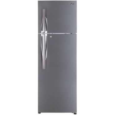 LG GL-T402JPZU 360 L 3 Star Inverter Frost Free Double Door Refrigerator