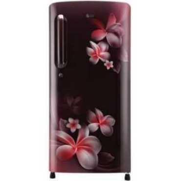 LG GL-B201ASPX 190 L 4 Star Direct Cool Single Door Refrigerator