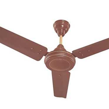 Everest Star 3 Blade (1200mm) Ceiling Fan - Brown