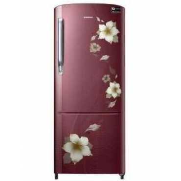 Samsung RR24M274YR2 230 L 4 Star Direct Cool Single Door Refrigerator