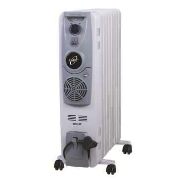 Orpat OOH-9 2000W Oil Filled Radiator - White