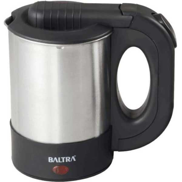 Baltra BC-132 0.5 L Electric Kettle - Silver