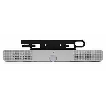 HP EE418AA Flat Panel Speaker Bar - Silver