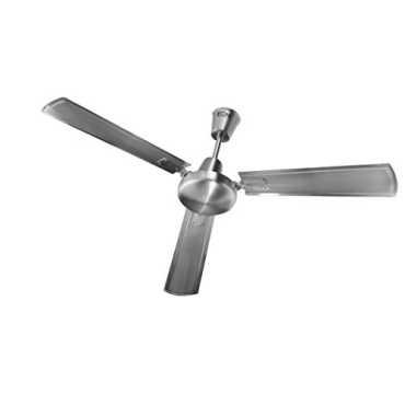 Eon Isatto 3 Blade (1200mm) Ceiling fan - Silver