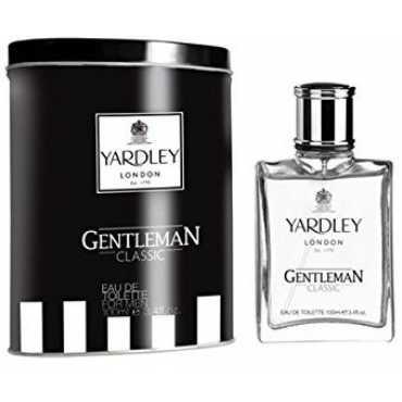 Yardley  London Gentleman Classic EDT - (100 ml)