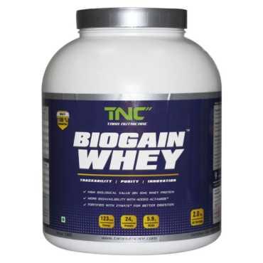 Tara Nutricare Biogain whey Protein 2 kg Chocolate