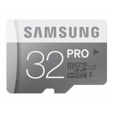 Samsung PRO 32GB MicroSDHC Class 10 (80MB/s) UHS-1 Memory Card