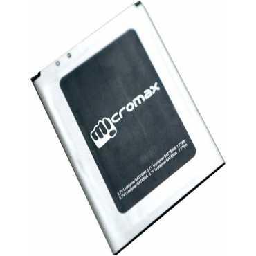Micromax X312 Battery - Black