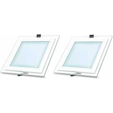 Aaditya 12W 1080L White LED Bulb (Pack of 2) - White