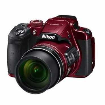 Nikon Coolpix B700 Digital Camera - Black | Red