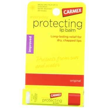 Carmex Moisturizing Lip Balm Stick SPF 15 (Original)