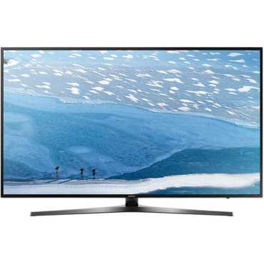 Samsung 49KU6470 49 Inch Ultra HD 4K Smart LED TV - Black