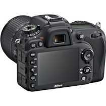 Nikon D7100 SLR (AF-S 18-105mm VR Kit Lens) DSLR - Black