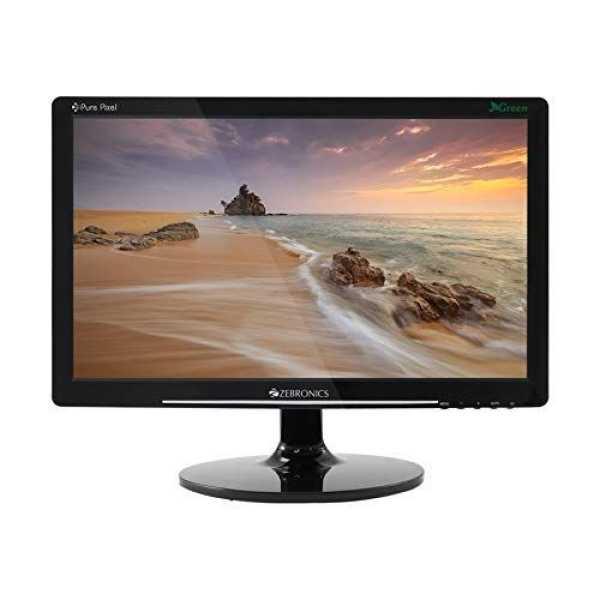Zebronics Zeb-V19HD 18.5-inch LED Monitor