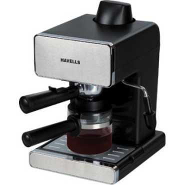 Havells Donato Coffee Maker - Brown | Black