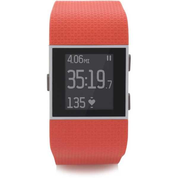 Fitbit Surge (FB501BKL) Ultimate Fitness Smart Watch