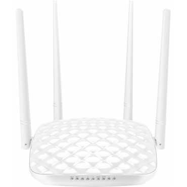 Tenda TE-FH456 300Mbps Wireless Router - Black