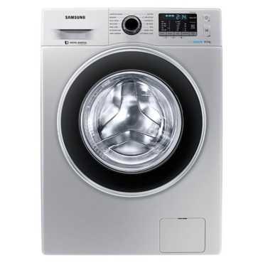 Samsung WW80J5410GS 8 Kg Fully Automatic Washing Machine - Silver | Grey