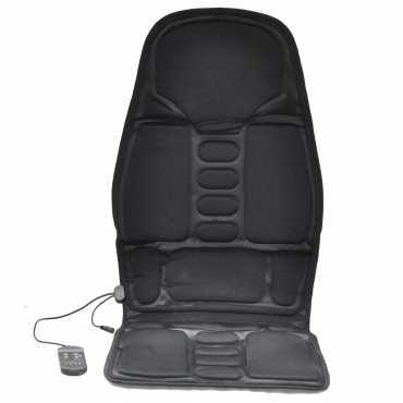Deemark C - Heating Car Massage Cushion Massager - Black