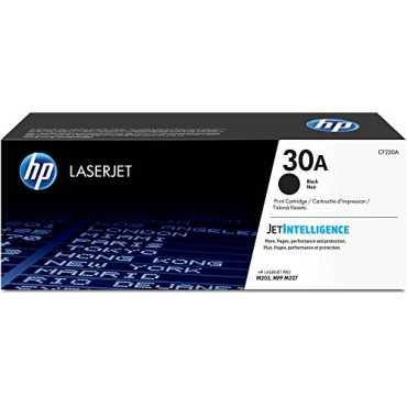 HP 30A (CF230A) Black Toner Cartridge - Black