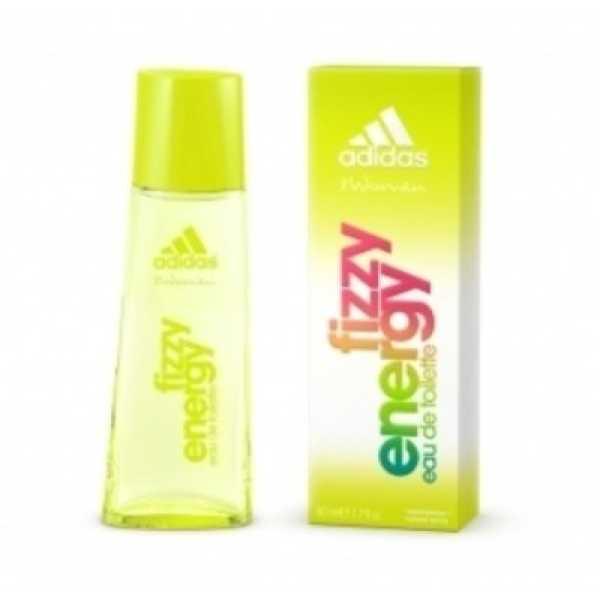 Adidas Fizzy Energy EDT For Women 50 ml