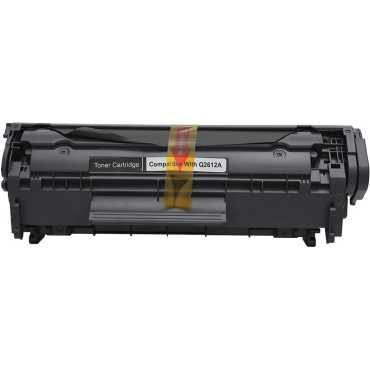 Technotech 12A Q2612a Black Toner Cartridge