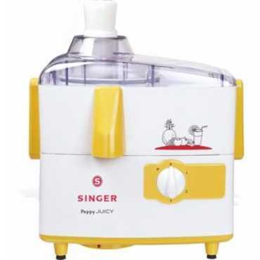 Singer Peppy Juicy Juicer Mixer - White