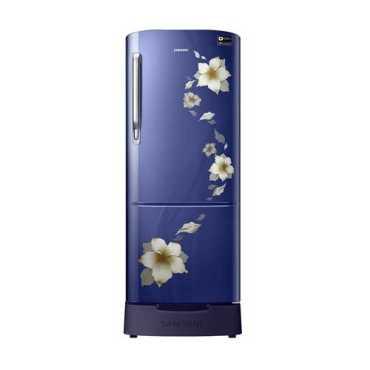 Samsung RR22M2Z7YU7 NL 212 L 4 Star Inverter Direct Cool Single Door Refrigerator Star Magnolia