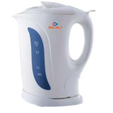 Bajaj Non-Strix 1 L Electric Kettle - White