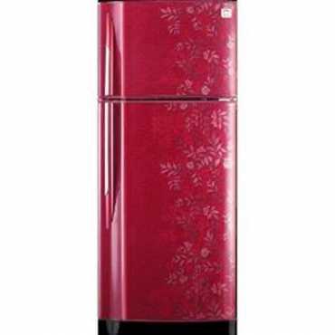 Godrej RT EON 240 P 2.3 240 Litres 2S Double Door Refrigerator (Lush) - Red