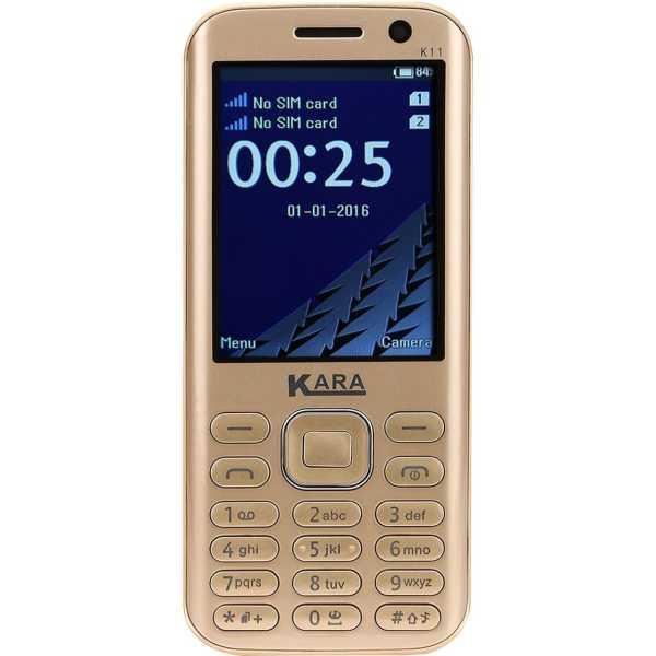 Kara K11 - Blue