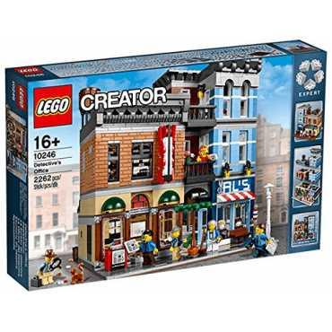 Lego CREATOR DETECTIVE OFFICE (10246)